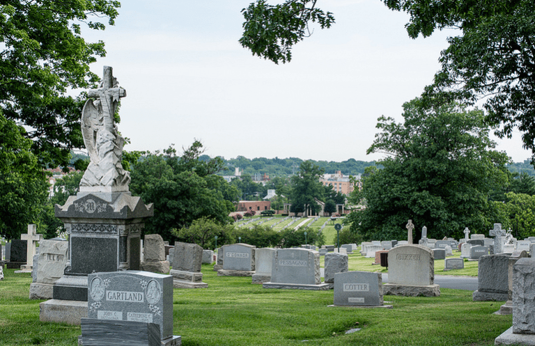 Mt. Olivet Cemetery, DC