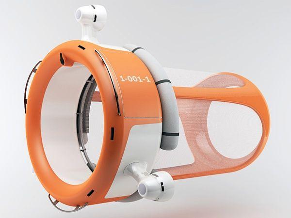 ocean drone image