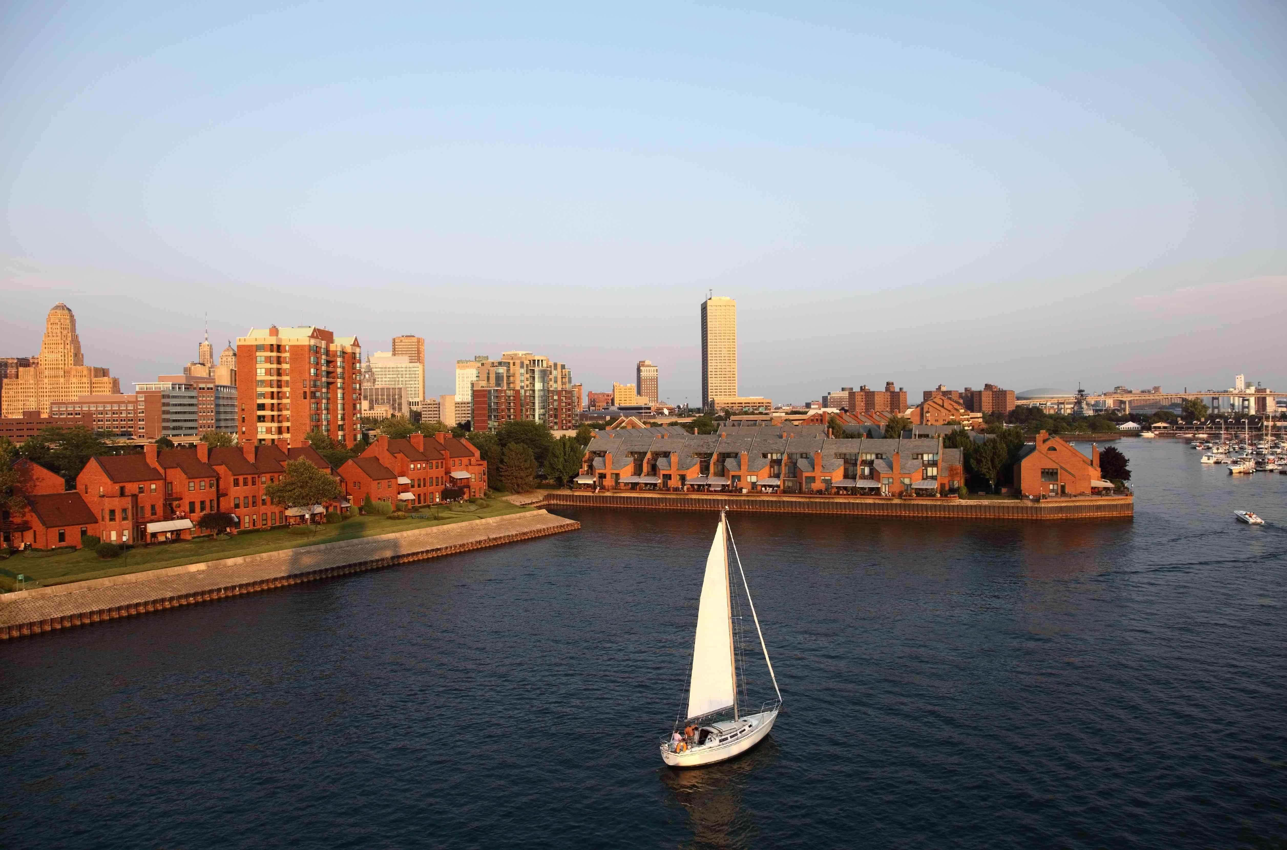 Buffalo, New York, waterfront