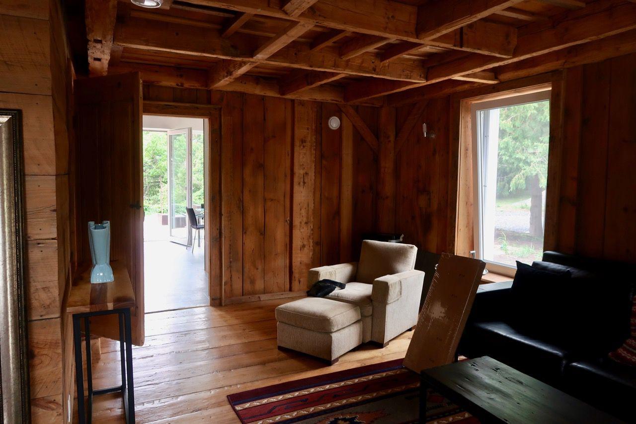Reach house interior