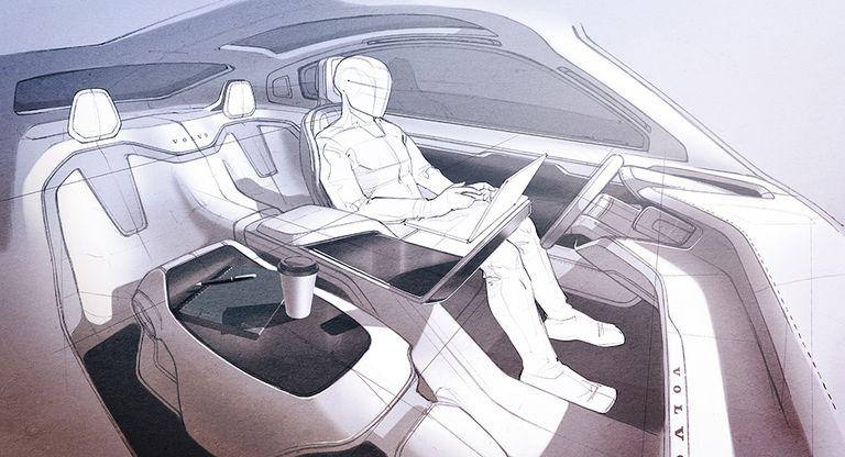 ¿Por qué los coches autónomos deberían parecerse a los coches?