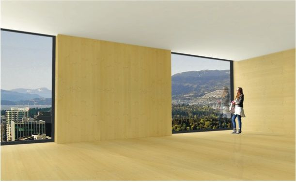 interior solid wall