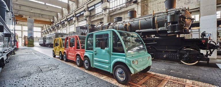 El XYT es un coche eléctrico modular y personalizable que consta de solo 580 piezas