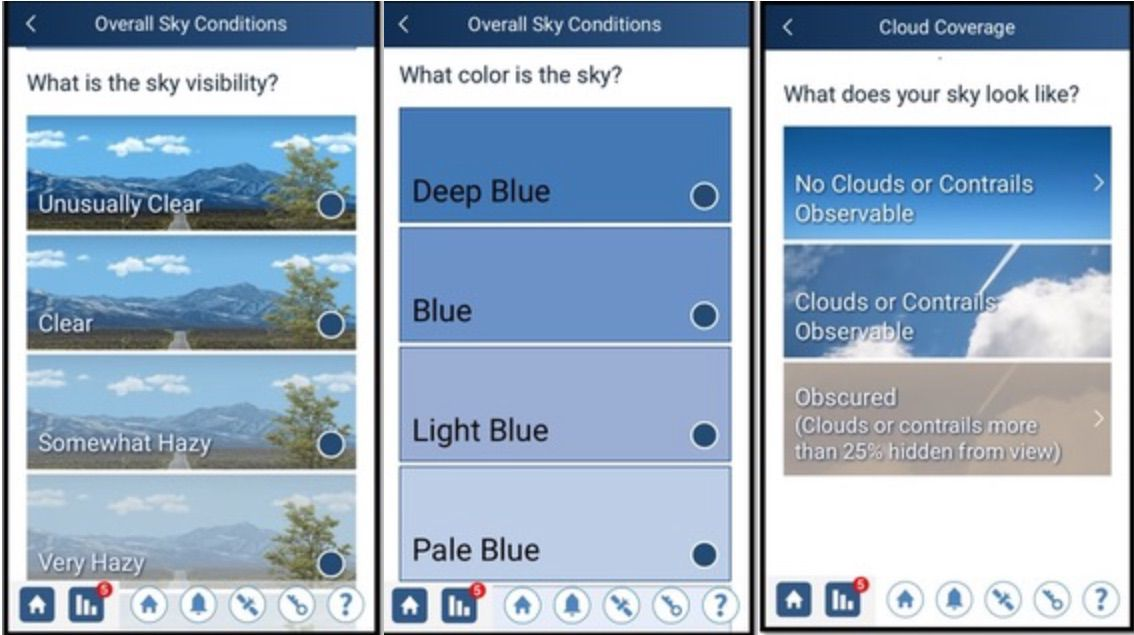 Globe cloud app