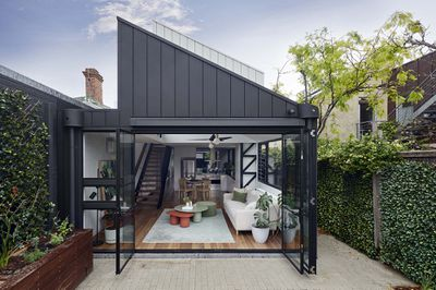 Wongi House by Ben Callery Architects exterior
