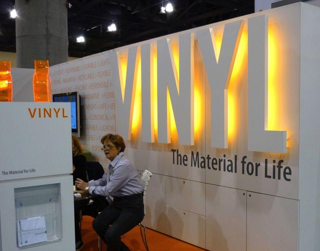 Vinyl at Greenbuild
