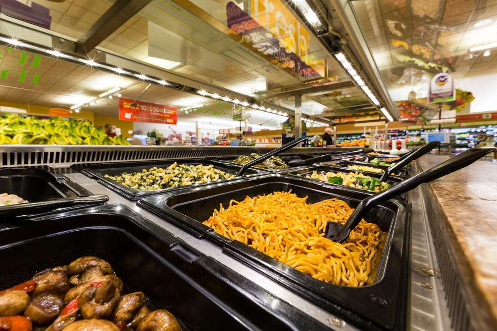 grocery store prepared foods