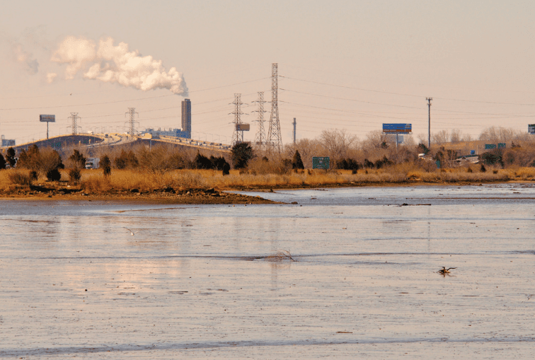 The Meadowlands, New Jersey
