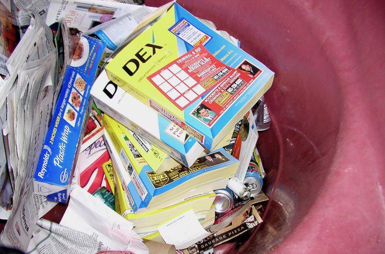 5 pasos para reducir el desorden de papel en casa