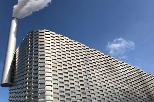 Waste-to-energy plant in Copenhagen