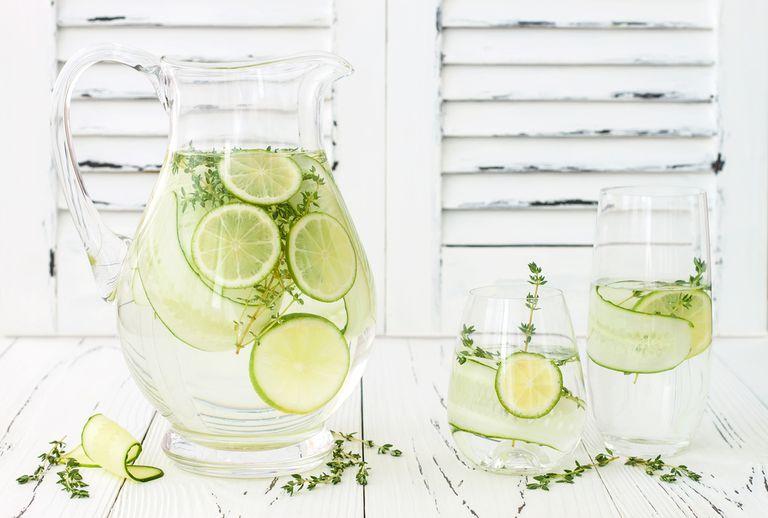 Qué beber y qué no beber cuando estás deshidratado