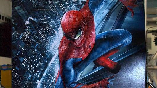 El traje de Spider-Man de alta tecnología te da un 'sentido de araña' en la vida real