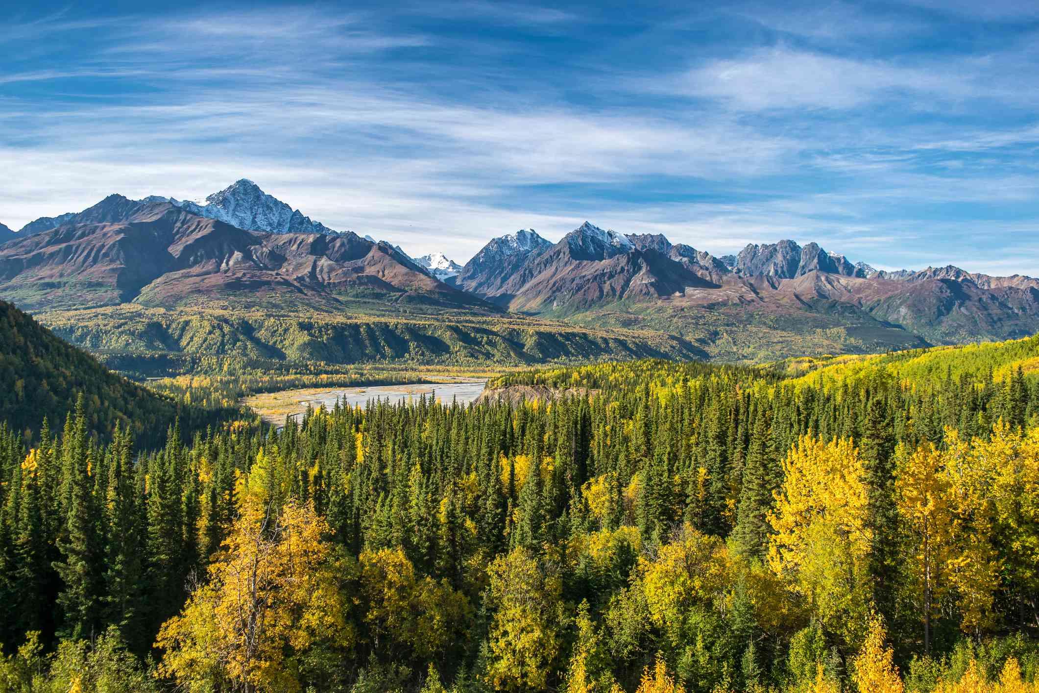 Wrangell-Saint Elias, Alaska