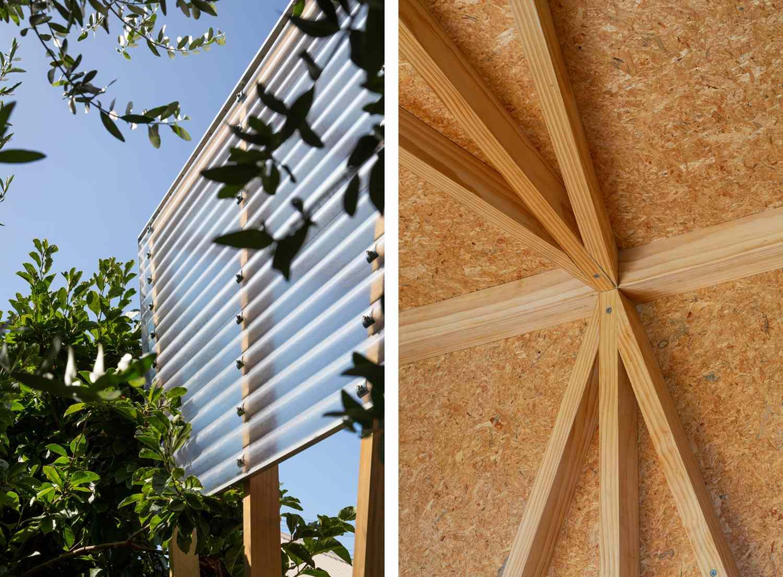 Herald Garden Studio Parsonson Architects details
