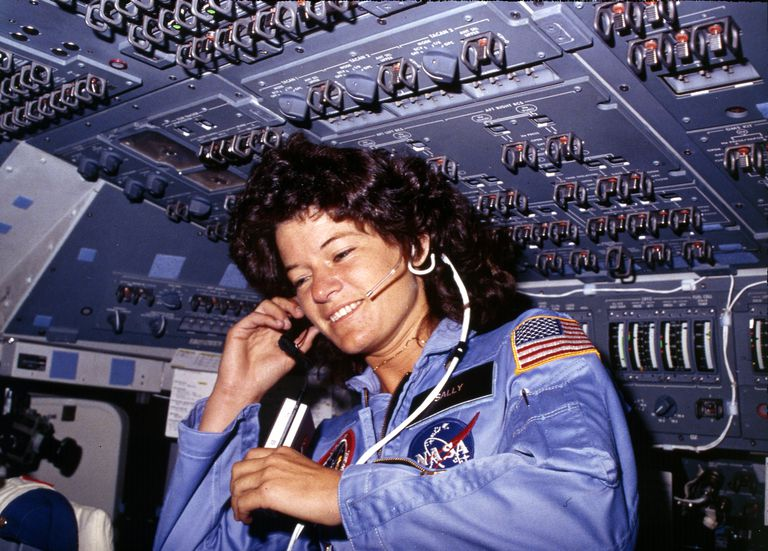 sally ride, america's first woman astronaut