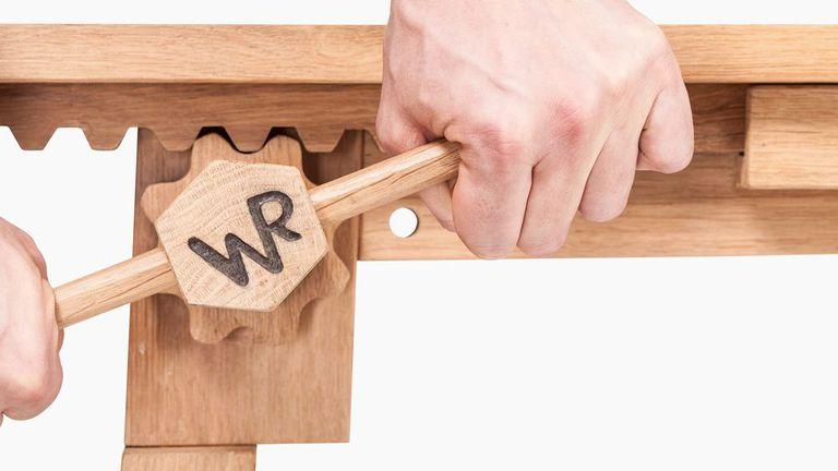 Mesa Craft 2.0 de Renier Winkelaar gira nuestra manivela