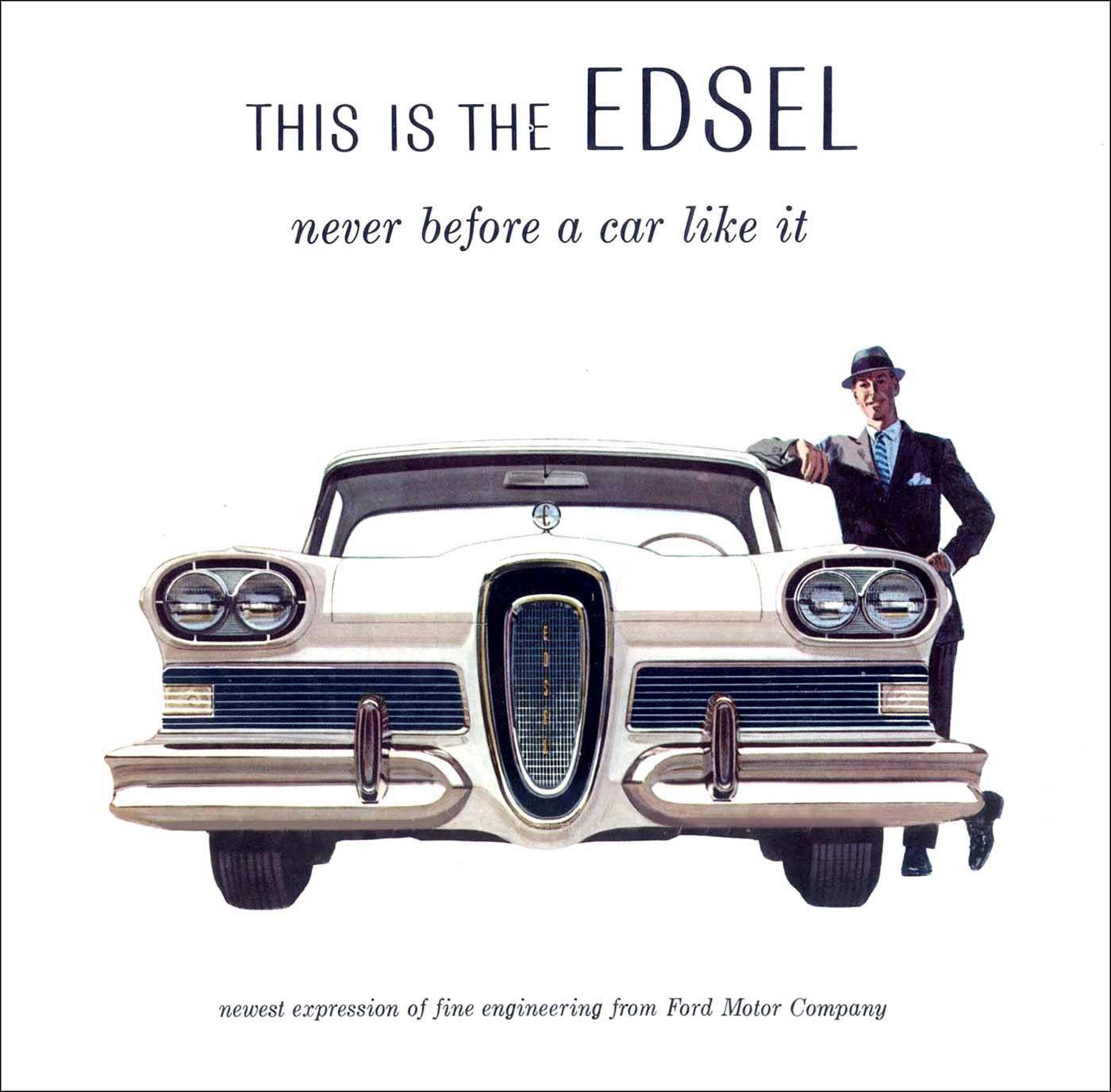 Edsel ad