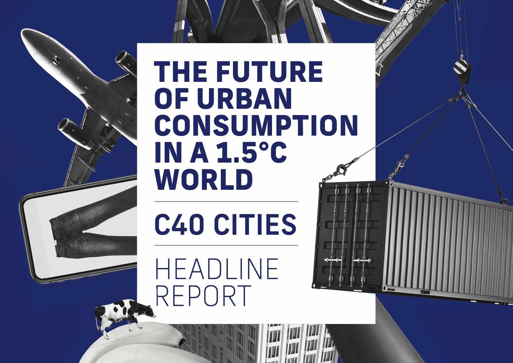 Future of urban consumption