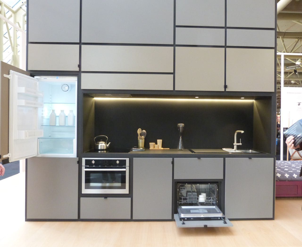 Kitchen cubitat photo