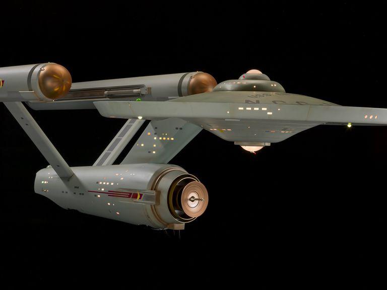 Captain Kirk won't save us.
