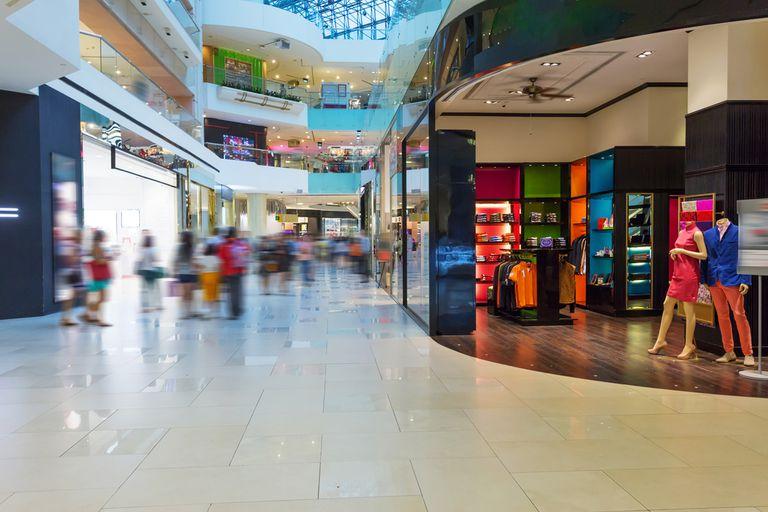 ¿Hay centros comerciales ecológicos?