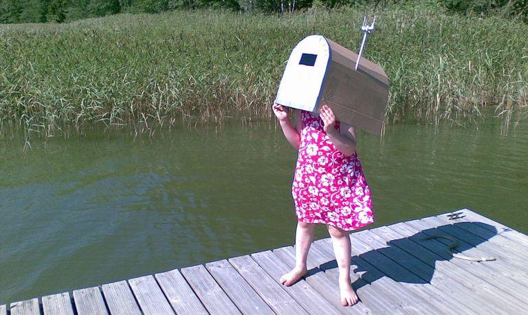 ¿Sin gafas de eclipse solar? Esto es lo que debe hacer