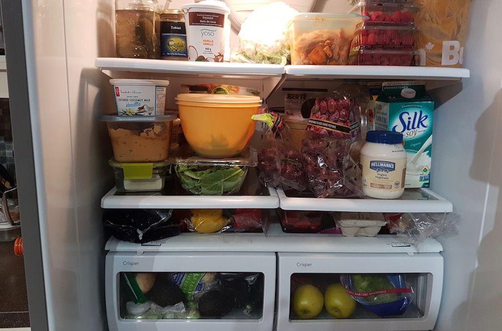 Karly's fridge