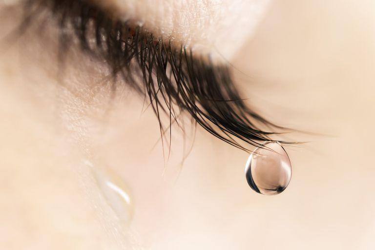 ¿Puede el coronavirus propagarse a través de las lágrimas?