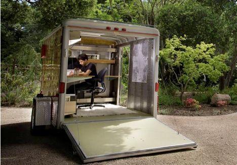 mobile office design xs/la photo