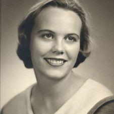 Susan G. Finley in 1957