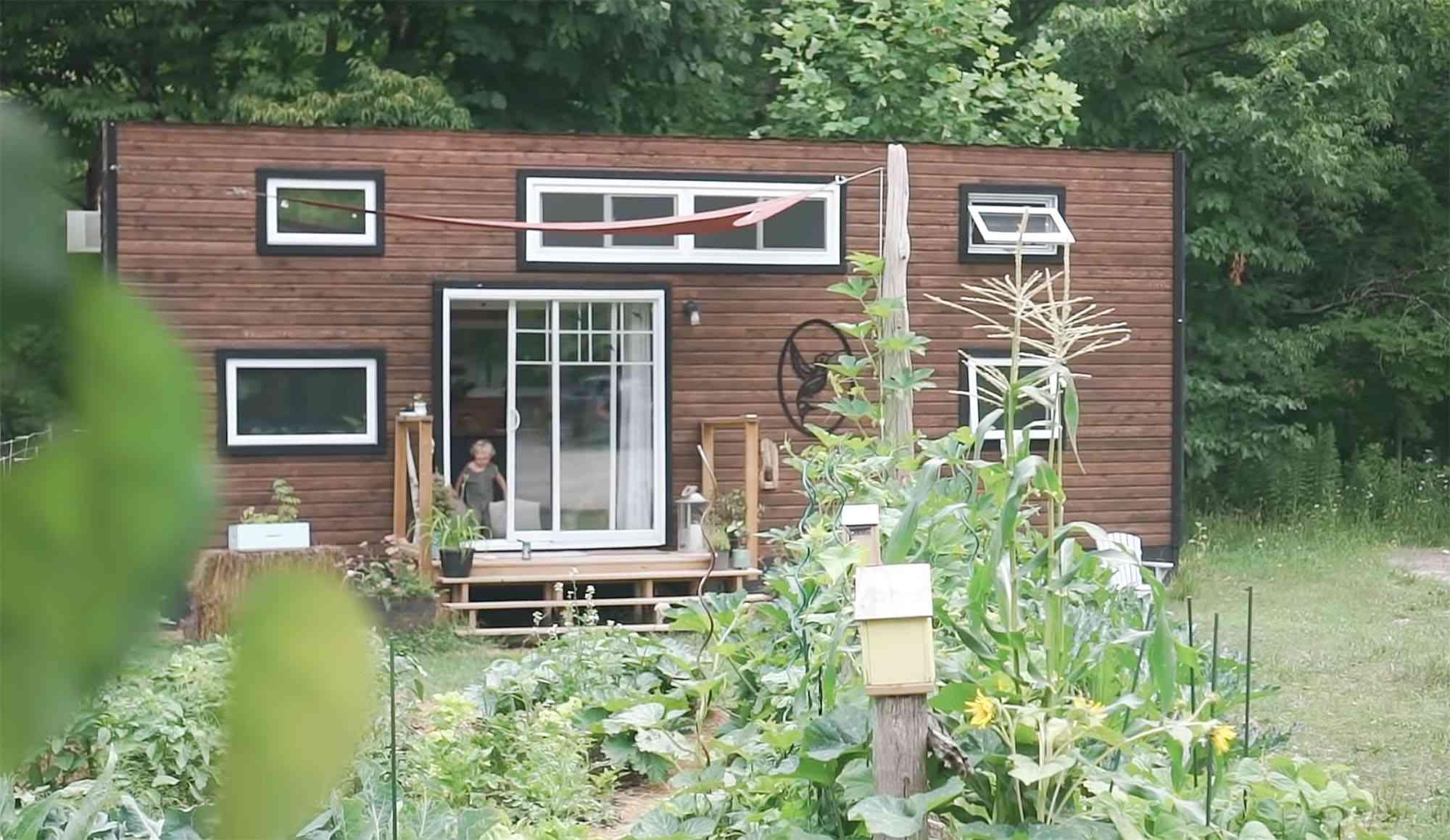 Giving Tree Family tiny house Exploring Alternatives
