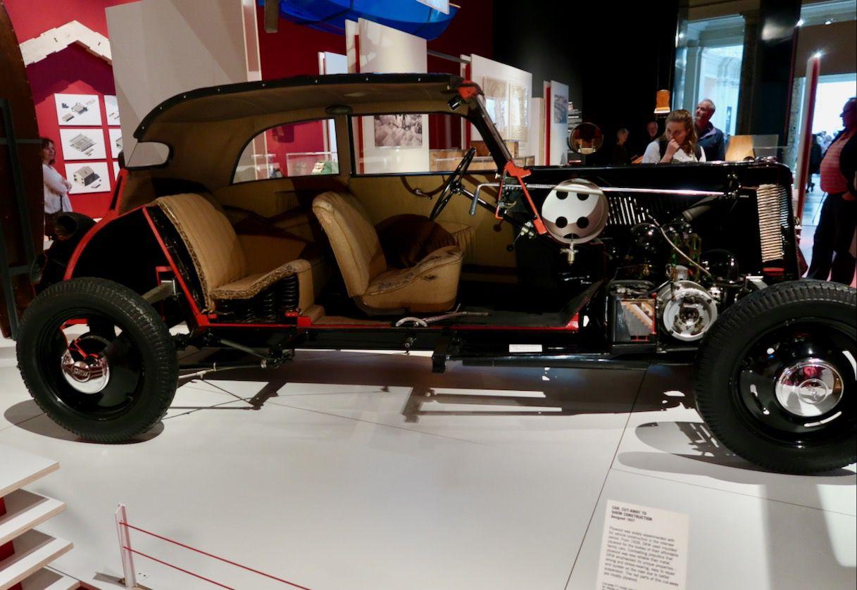 DKW car
