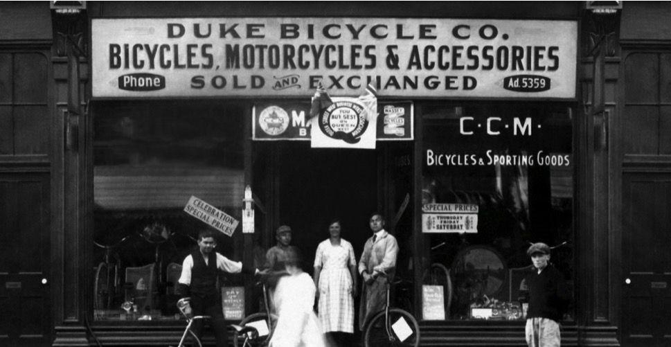 Dukes bikes
