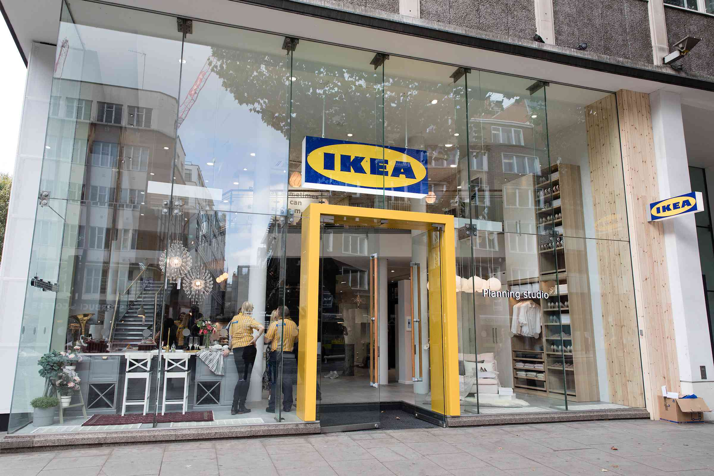 Ikea Planning Studio, London
