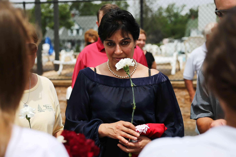 Mimi Fery, mother of Sidonie Fery