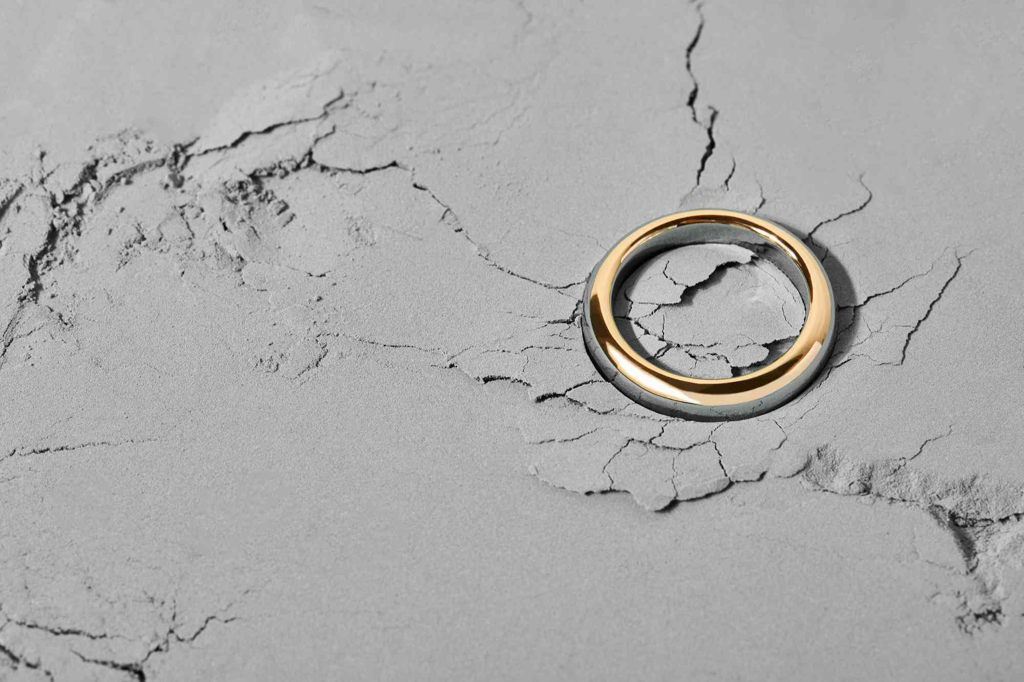 Ana Luisa gold ring