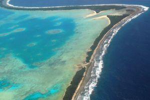 Tuvalu in Oceania