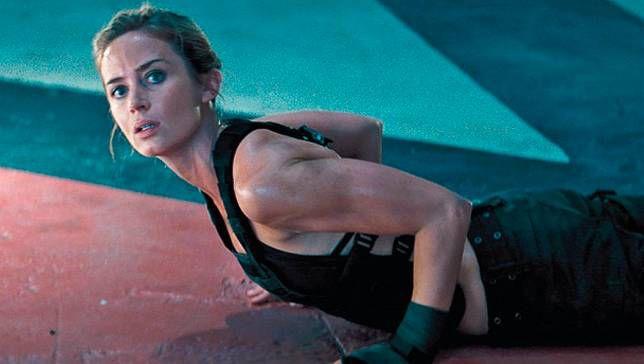 Cómo Emily Blunt se convirtió en un súper soldado físico para 'Edge of Tomorrow'
