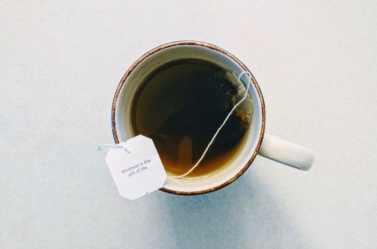 ¿Su té está empapado en plástico?