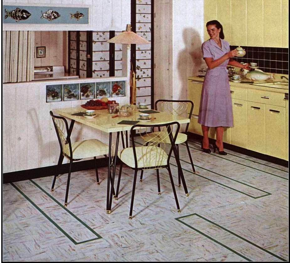 vinyl asbestos tiles