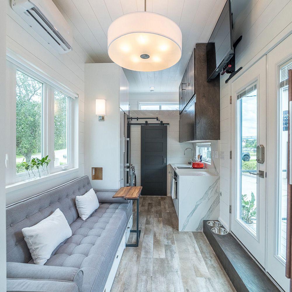 21 Sq. Ft. Boehm Is a Loft-Free Modern Tiny House