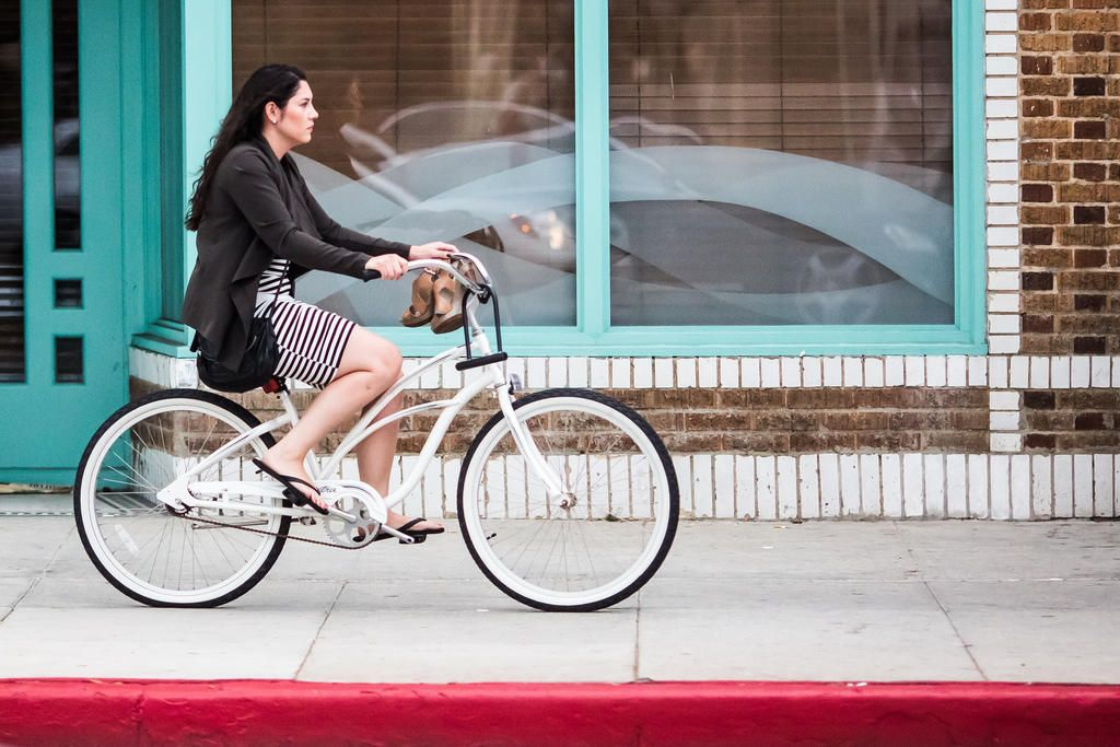 bicycling in los angeles