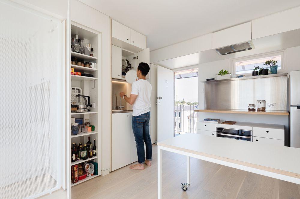 micro apartments japan