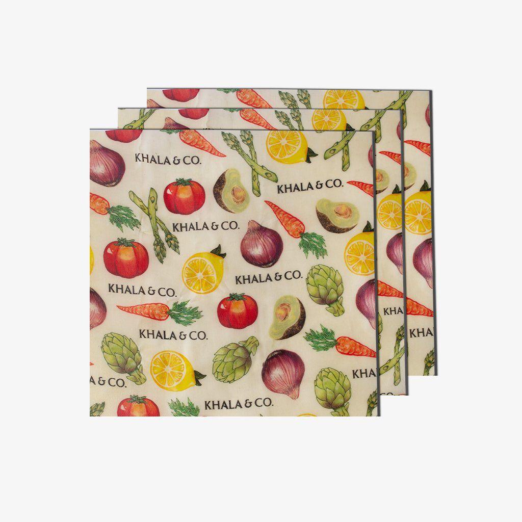 Khala & Co Vegan Food Wrap