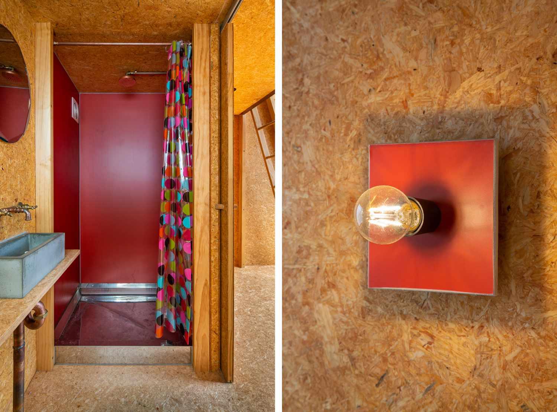 Herald Garden Studio Parsonson Architects bathroom