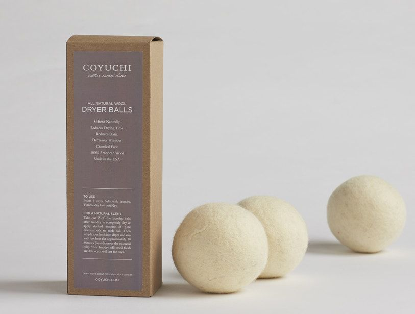 Climate Beneficial Wool Dryer Balls