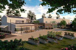 Common House Exterior