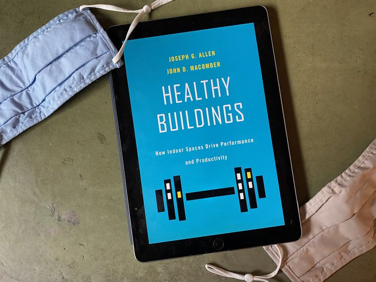 Healthy buildings cover