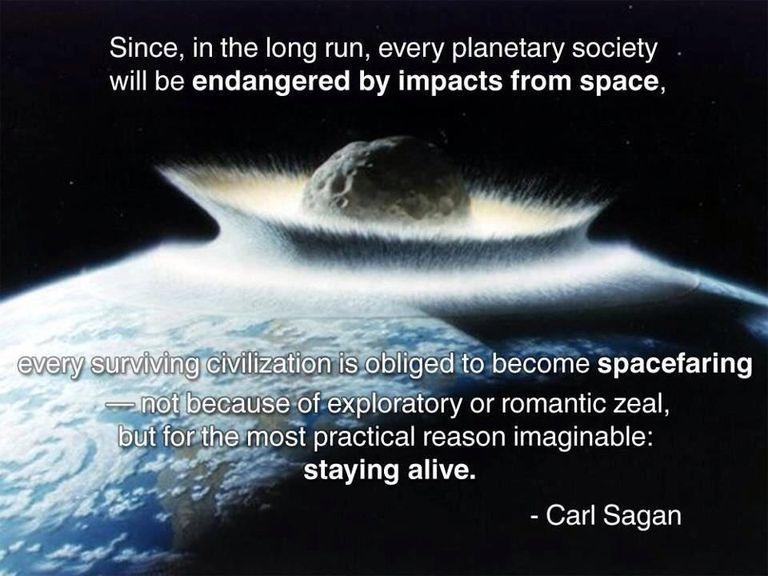 A Carl Sagan le encantaría el Grasshopper de SpaceX
