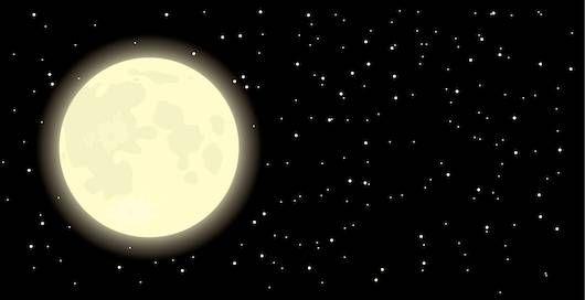 Guía de ciencia pop de la Madre Naturaleza para la Luna [Infografía]